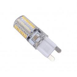 G9 64 LED Light Bulbs White Clear Crystal Warm Energy 3W JC