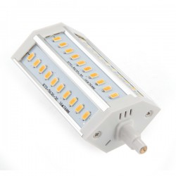 R7S 118mm Linear LED Floodlight Tube White Light Bulbs J118