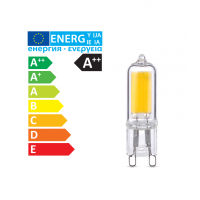 G9 LED Cob Clear Light Bulbs 3W = 35W Halogen Replacement 240V Dimmable